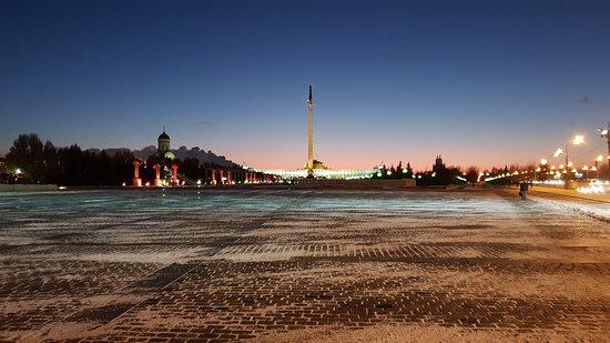 Musee de la Grande Guerre Patriotique: Парк Победы. Ноябрь -2018.