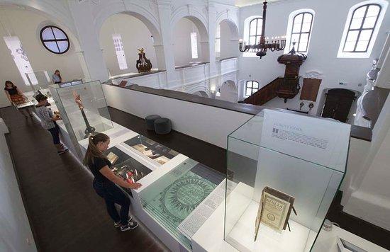 Papa, Hongaria: Hajlék az örökkévalóságban című református hitvalló kiállítás