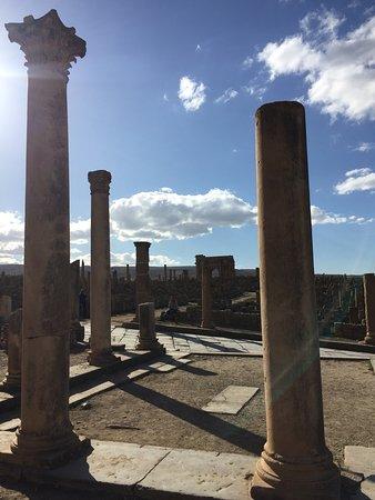 Ảnh về Timgad