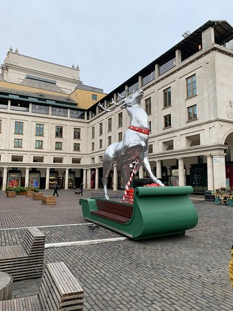 Covent Garden: coventgarden.london by WebshopCompany ltd. uk.