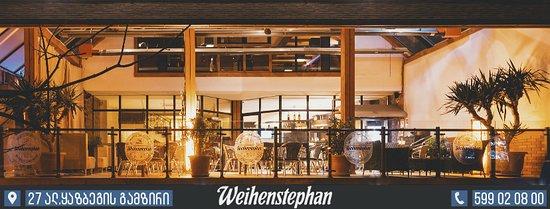 Restaurant ''Weihenstephan'' - Tbilisi/A.Kazbegis N27