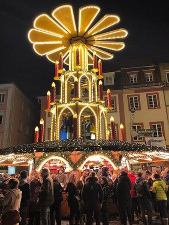Heidelberg, Saksa: Рождественский Гейдельберг