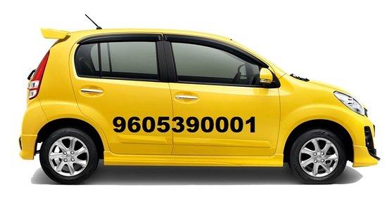 24X7 Taxi/Cab service kottayam