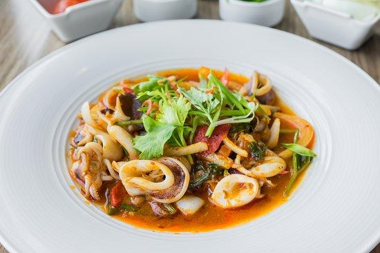 Plamong - Holiday Inn Resort Vana Nava Hua Hin: Food at Plamong Restaurant