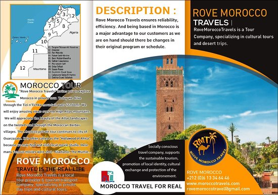 Rove Morocco Travels