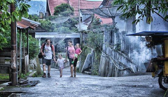 Batusangkar, Indonesien: Trekking