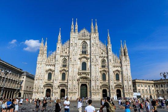 Milão, Itália: Duomo di Milano