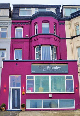 Hallway – kuva: The Bromley, Blackpool - Tripadvisor