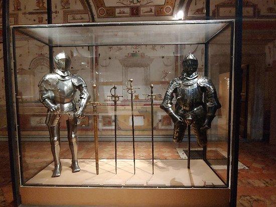 Museo Nazionale di Castel Sant'Angelo: Armor.