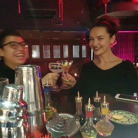 Hanoi Cocktail Class