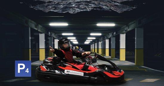 Manja Underground Karting