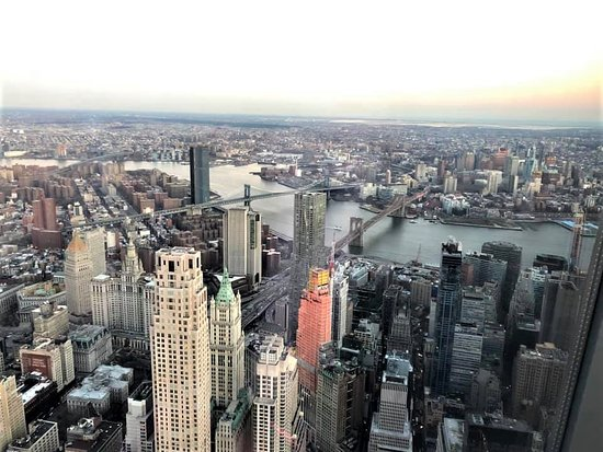 One World Observatory 사진