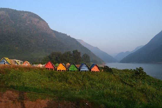 West Godavari District, India: Papikondalu Night Stay From Rajahmundry Sirivaka Bamboo Huts Resorts Package Very Papular Tourist Place Every One Enjoy Food Trekking Water Falls Bamboo Huts At Papikondalu Great Escape And No Signals 2Days 100% Refresh Good Security Family Groups Carporate Couple Accommdation BAMBOO HUTS ECONAMI COTTAGES WOODEN LUXURY COTTAGES FOOD VEG AND NON VEG CONTACT 9848477767 9393477767