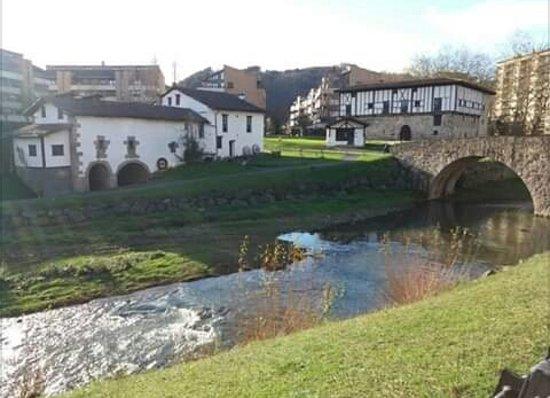 Province of Guipuzcoa, Spain: Ría de Beasain. Recuerdos.