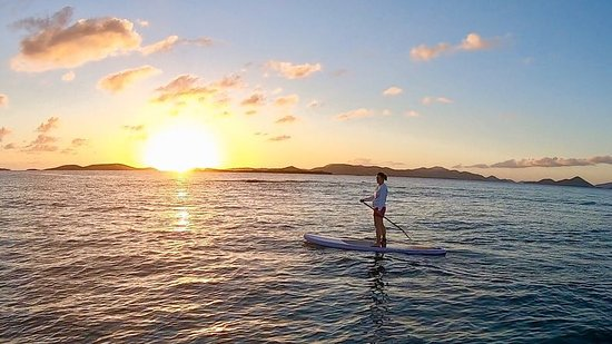 St. John: Come join us for Paddle to Prosecco