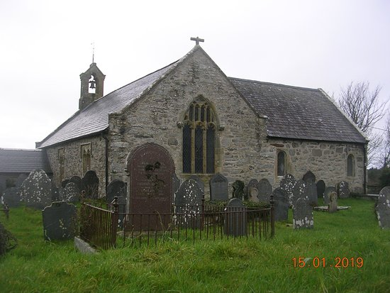 St. Ddwywe's Church