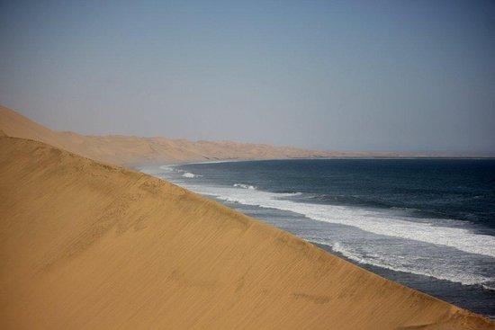Walvis Bay, Namibia: 4x4 Trip to Sandwich Harbour