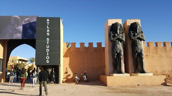 Atlas Studio in Ouarzazate - Picture of Atlas Eco Travel - Day Tours, Marrakech - Tripadvisor