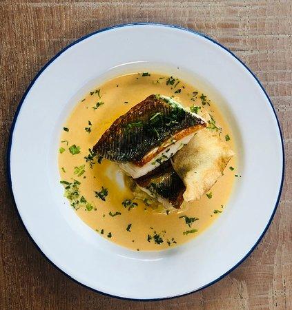 Cuvee Winebar/Wineshop: Pieterman Fish