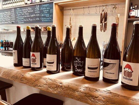 Cuvee Winebar/Wineshop: Oriol Artigas