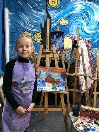 Palitra: Детские и взрослые мастер-классы в Арт-студии ПАЛИТРА.