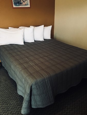Mammoth Spring, AR: Single Queen Guest Room