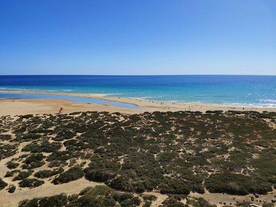 Sotavento Beach:  La Playa de Sotavento