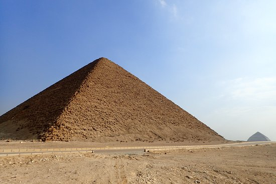 Pyramids of Dahshour