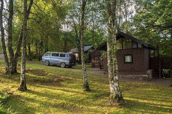 Dalavich, UK: Sloy Cabin