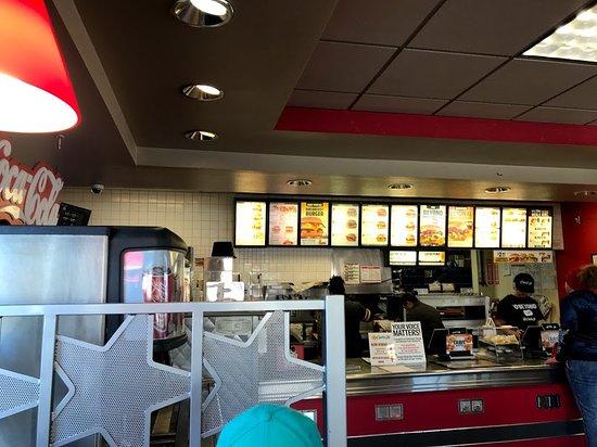 King City, CA: do restaurante