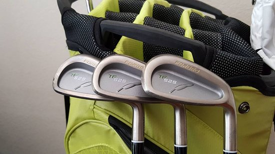 Rowlett, TX: Just a PIcture of Irons from Fourteen.