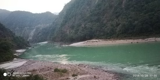 Ganges River Uttarakhand