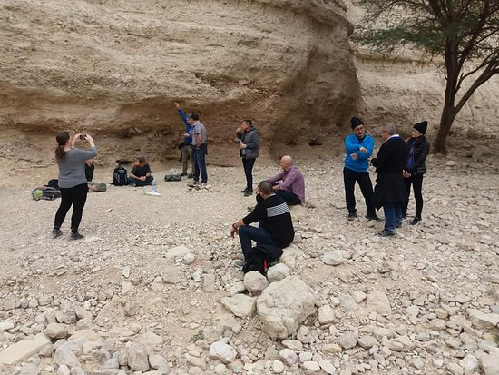 Dead Sea Region, Israel: Positive psychology workshop with International sales Managers
