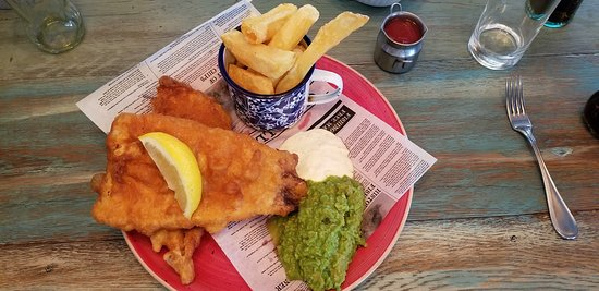 Hooked Sligo: The most delicious fish and chips, ever!