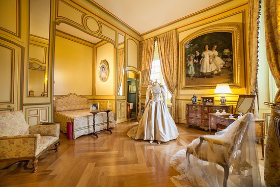 La chambre des mariés.  ©️Digikode