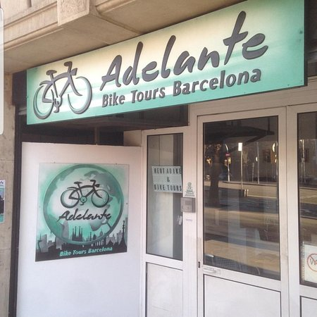 Adelante Bike Tours Barcelona