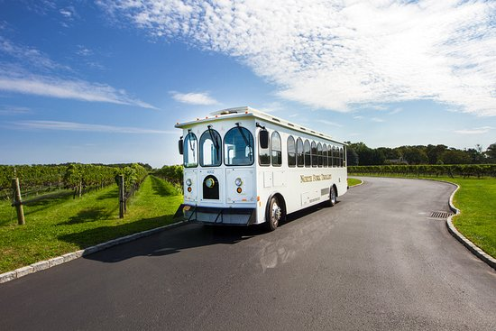 North Fork Trolley Wine Tours