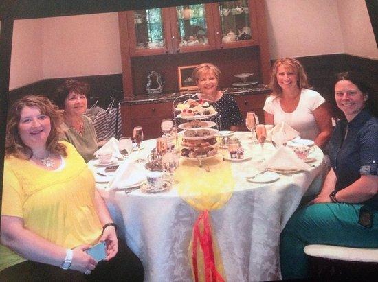 Private Tea Room Picture Of Royal Park Hotel Rochester Tripadvisor