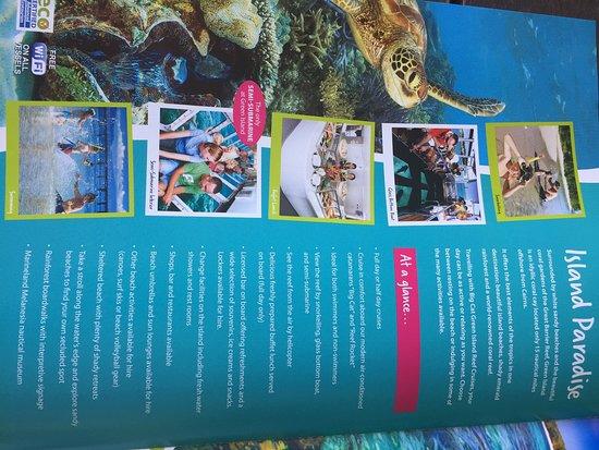 Excursión de un día a Green Island desde Cairns: Information