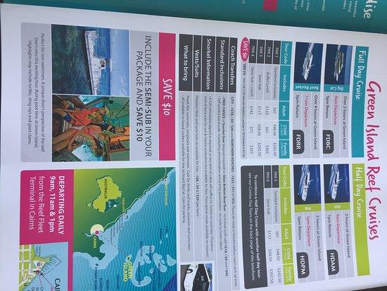 Excursión de un día a Green Island desde Cairns: Things to do