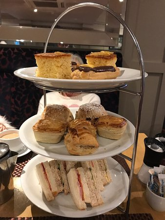 First Time for Afternoon Tea via Groupon 👍