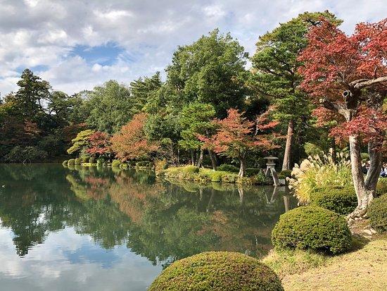 Kenrokuen Garden Nov 2018