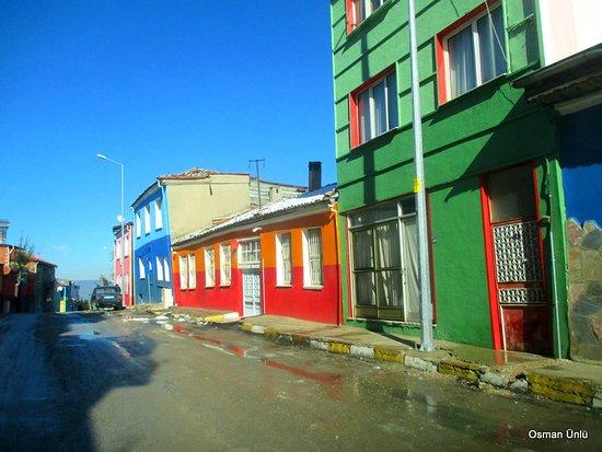 Denizli Province, Turkey: Babadağ ilçesi
