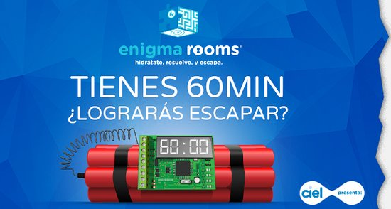 ‪Enigma Rooms‬