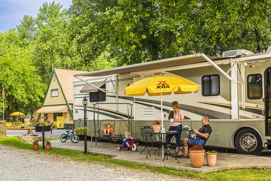 SANDUSKY BAYSHORE KOA HOLIDAY Updated