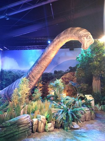 JURASIC WORLD  The Exhibition