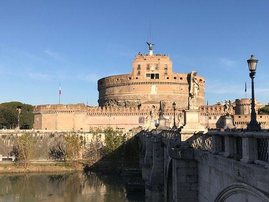 Museo Nazionale di Castel Sant'Angelo: Exterior