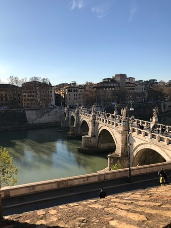 Museo Nazionale di Castel Sant'Angelo: View looking out.