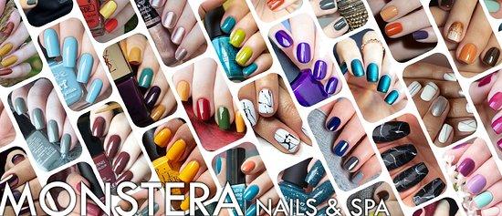MONSTERA Nails & Spa