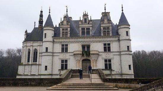 Metropole Voyage: Чарующий замок Шенонсо.